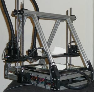 mendelflex 3d printer