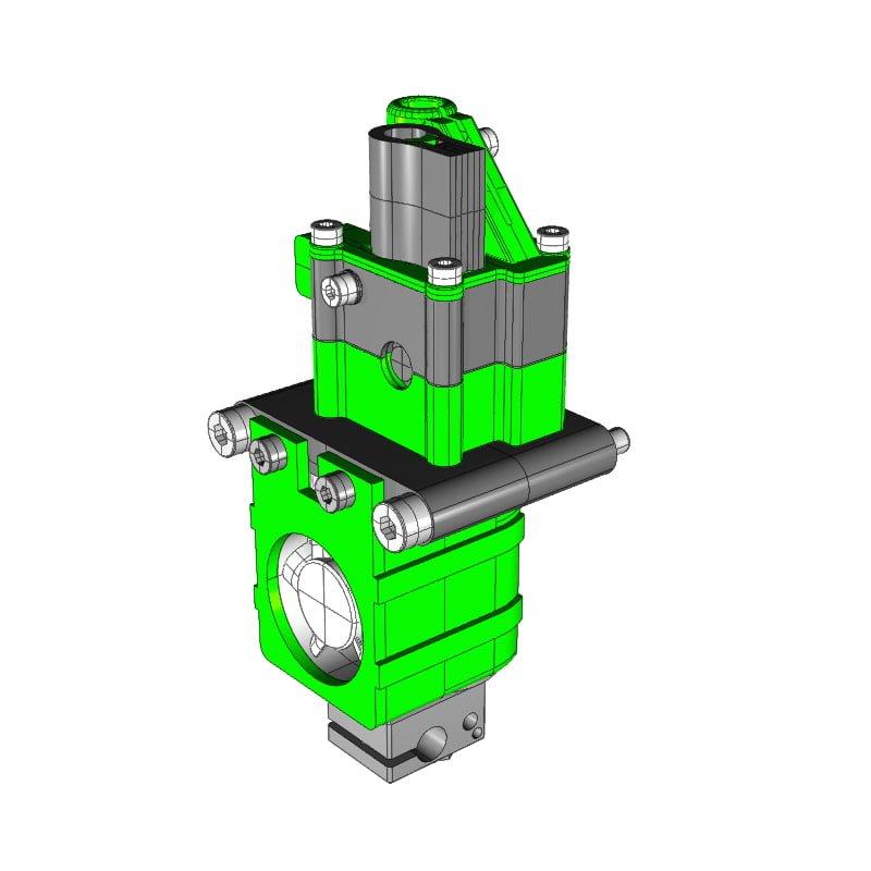 Flex3Drive – 4th Gen for Fabrikator