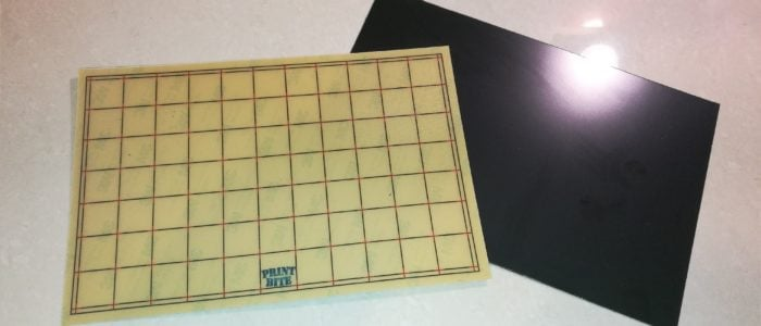 PrintBite 20-0x300 Black anf Clear with Grid