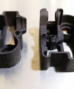 Flex3Drive G5 parts in Black SLS close up