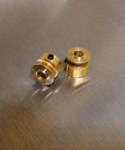 Pair of Flex3Driove G5 modified hobbs